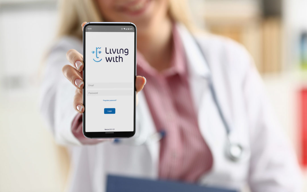 Living With are recognised as one of the most innovative health technology companies in the world