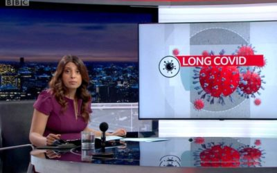 BBC London News features Living With Covid Recovery app